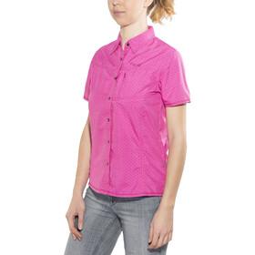 Meru Melissia Kortærmet T-shirt Damer, pink